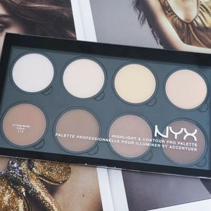 NYX Highlight & Contour Pro Palette NEW